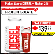 Perfect Sports DIESEL, 2 lb