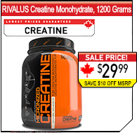 RIVALUS CREATINE
