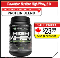 Revolution High Whey