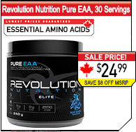 Revolution Nutrition Pure EAA, 24