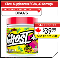 Ghost Supplements