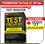 PHARMAFREAK TEST FREAK, 59