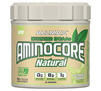 Allmax-aminocore-natural-bcaa-378grams-cucumber-lemon
