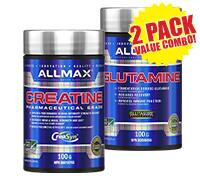 allmax-creatine-glutamine-100g-combo