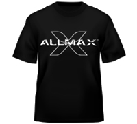 allmax-logo-t-shirt-black