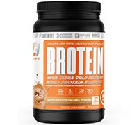 ballistic-labs-brotein-whey-2lb-butterscotch-caramel-pudding
