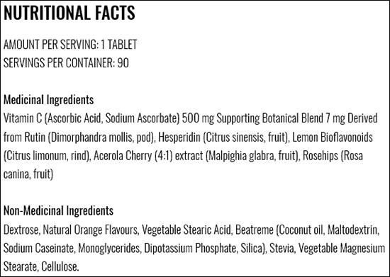 Biosteel Sport Collagen Free Bonus Biosteel Vitamin C