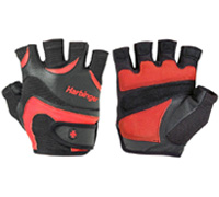 harbinger_flexfit_gloves_red_leather.jpg
