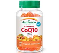 jamieson-CoQ10-100mg-gummies-60-all-natural-gummies-juicy-peach