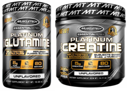 Glutamine / Creatine