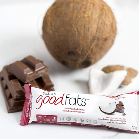 Love Good Fats Protein Bar
