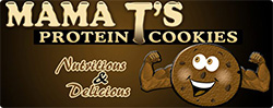 Mama T's Protein Cookies