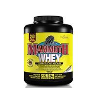 Mammoth Whey - Chocolate - www.supplementscanada.com