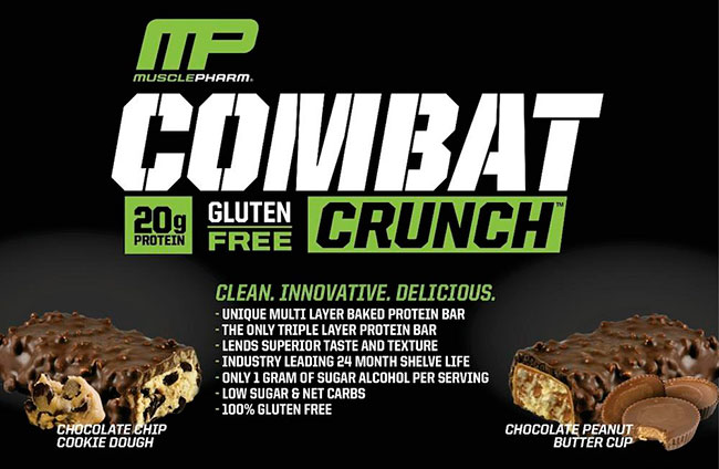 FUELING SPORT WITH A MULTI LAYER BAKED PROTEIN BAR