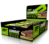 Musclepharm Combat Crunch Bar Chocolate Peanut Butter Cup