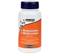 now-l-methionine-500mg-100caps