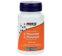 Now L Theanine 200 Mg Best Before 10 2021 Www