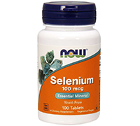 now-selenium-100mcg-100tablets
