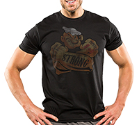 popeyes-retro-strong-flexed-t-black