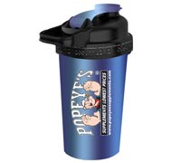 popeyes-supplements-shaker-cup-metallic-w-handle-blue