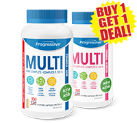 progressive-active-men-or-womens-mutli-150caps-bogo-deal